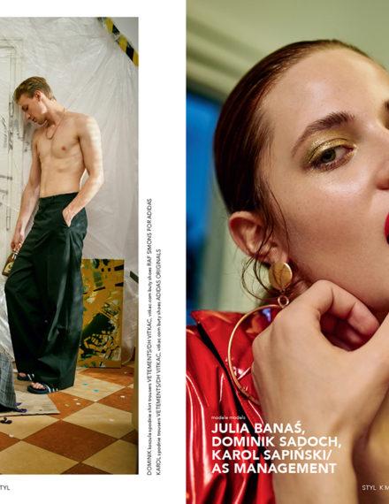 KMAG  x Julia Banaś fot. Zuza Krajewska