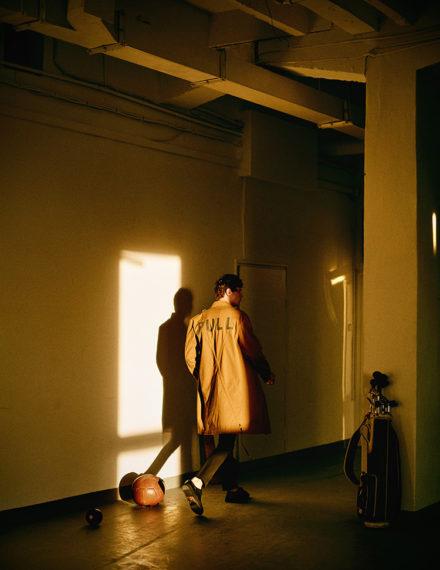 ELLE Man fot. Marcin Kempski