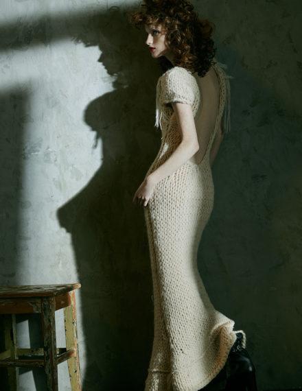 Harper's Bazaar Poland fot. Marcin Kempski