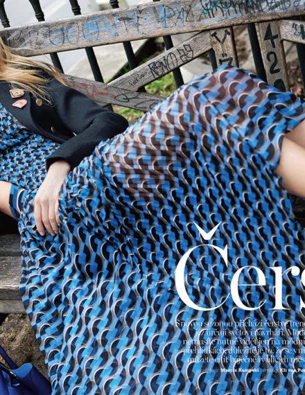 Marie Claire Czech
