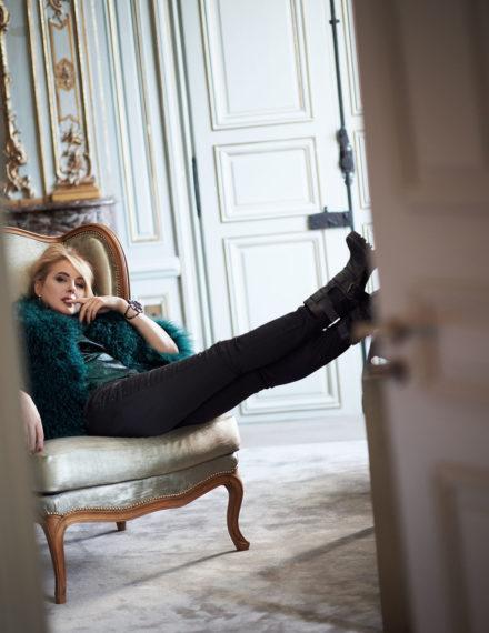 Harpers Bazaar Edyta Bartosiewicz fot. Marcin Kempski