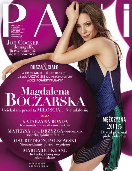 Pani Magdalena Boczarska
