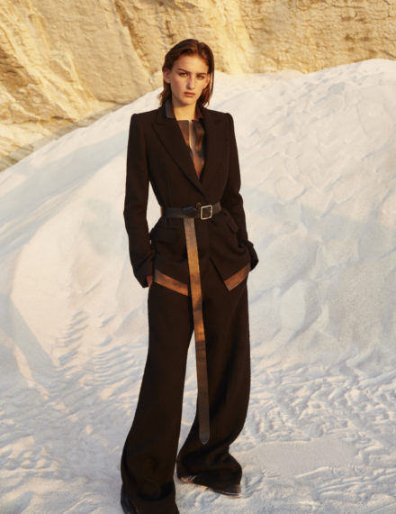 Harper's Bazaar Russia fot. Agata Pospieszyńska