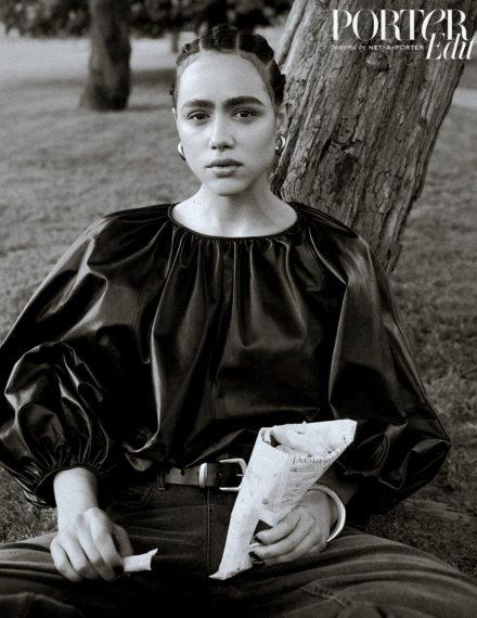 Porter Magazine X Sonia Szóstak