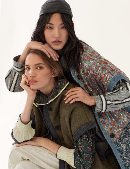 Vogue Hong Kong x Aresny Jabiev